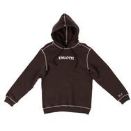 Custom hooded sweatshirt