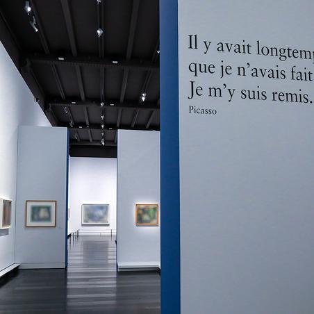 Exposition Picasso & Exposition permanente MAT