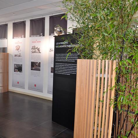 Exposition Maurice Sauzet Architecte