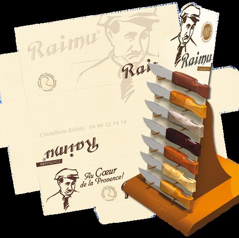 Raimu - Présentoir
