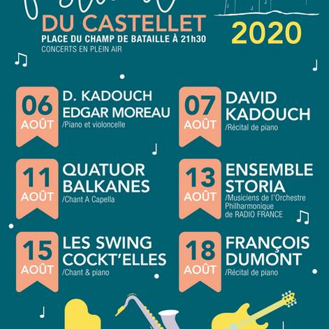 Festival Les Soirées du Castellet