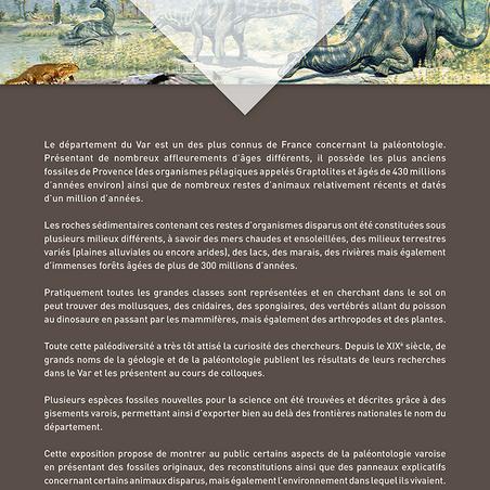La Paléontologie dans le Var - Muséum Départemental du Var