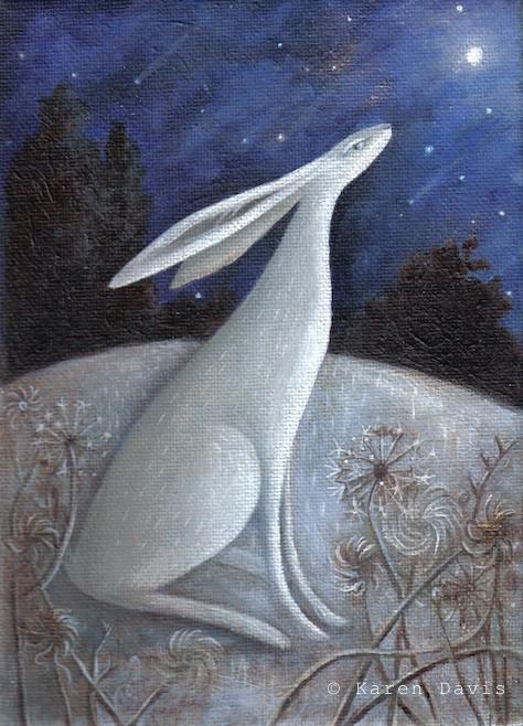 Wishing On A Blue Moon