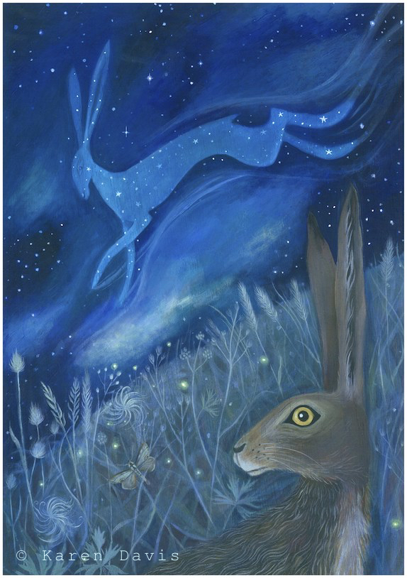 The Starlight Hare
