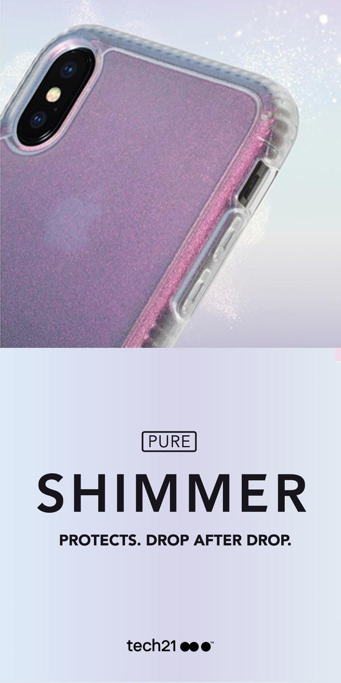 Shimmer Case Promo