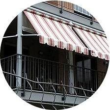 Tende a veranda Bertarelli