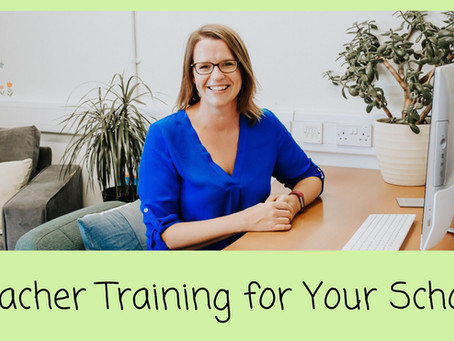 Teacher Training for your School Making Your Budgets Go Further