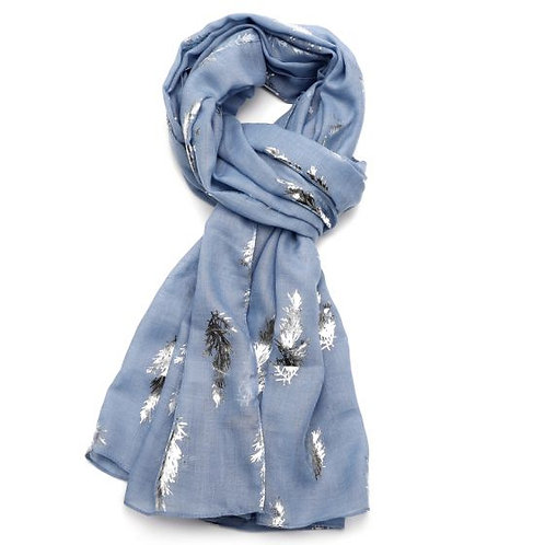 Rosemary Sprig Scarf - Far Fetched Accessories