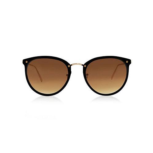 Santorini Sunglasses Black