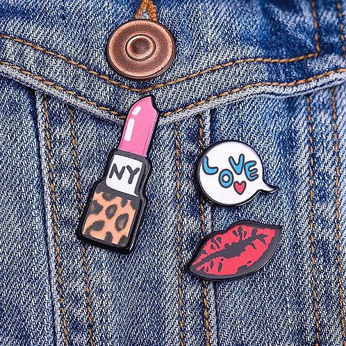 Cool Pins (set of 3)