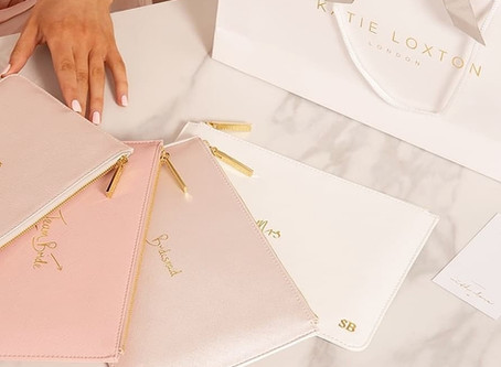 The Perfect Day calls for the Perfect Pouch - Wedding Accessories