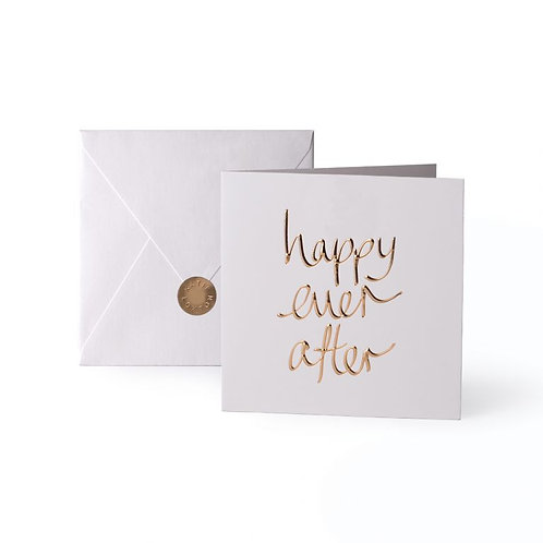 Happy Ever After Card