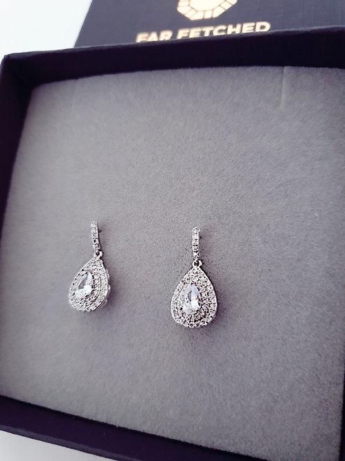 Marilyn Tear Drop Earrings