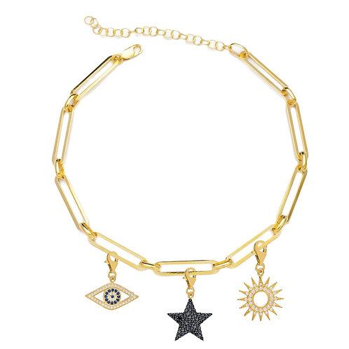 Celeste Charm Bracelet