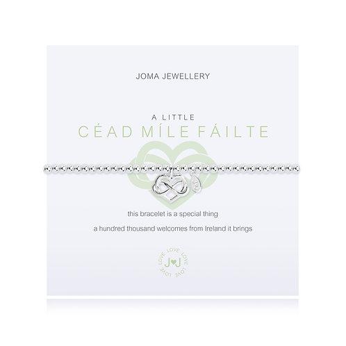 Céad Míle Fáilte Bracelet