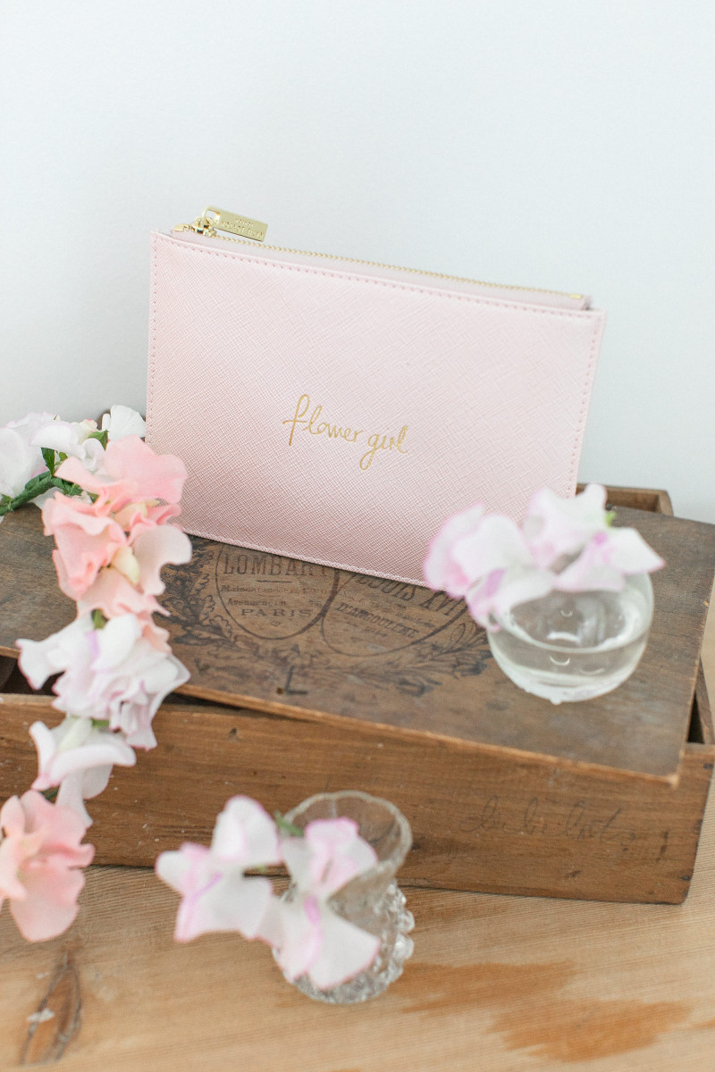 Katie Loxton Flower Girl Pouch