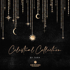 Irish Designed Celestial Collection