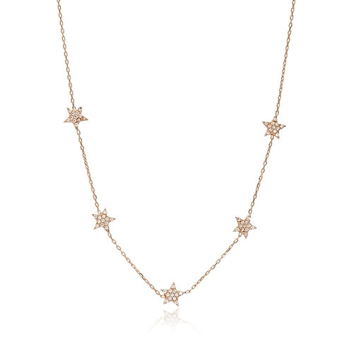 Star Studded Necklace