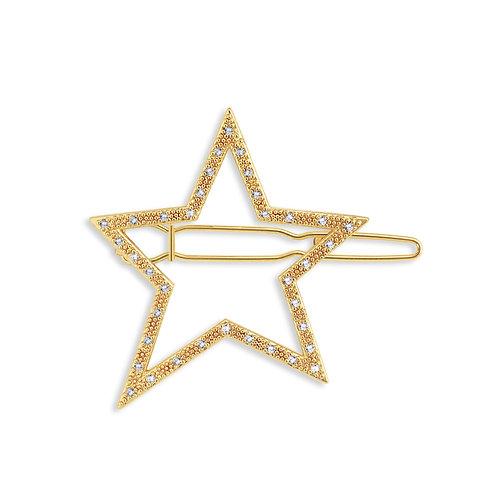 Pave Star Clip