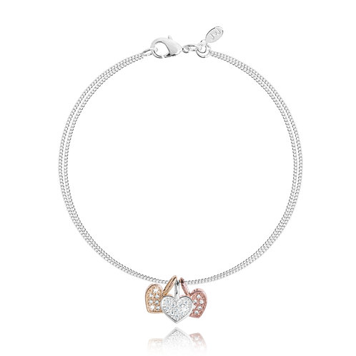 Florence Heart Bracelet
