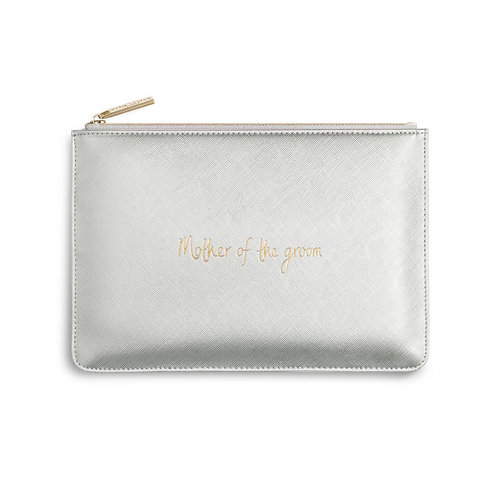 Mother of the Groom Perfect Pouch