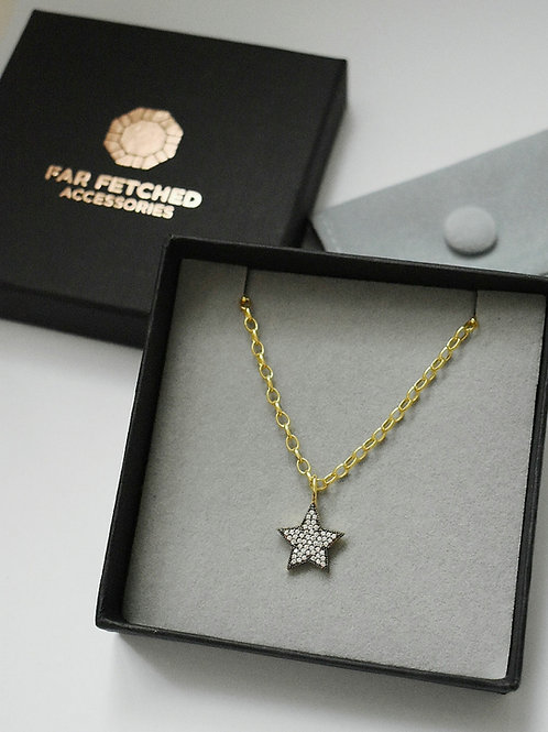 Astra Star Necklace