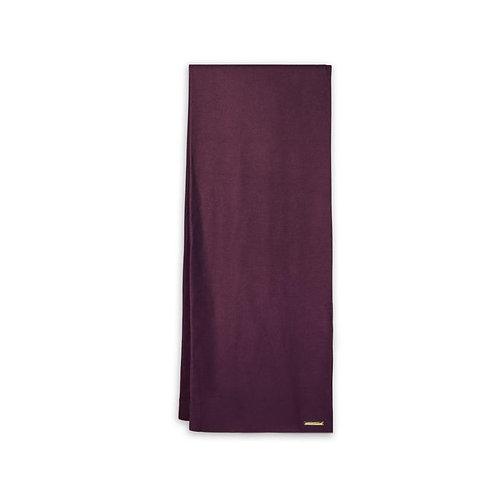 Katie Loxton Burgundy Blanket Scarf 100% Polyester