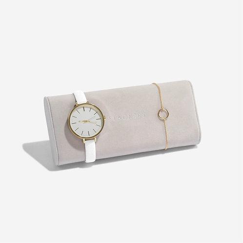 Stackers Stone Velvet watch/bracelet pad