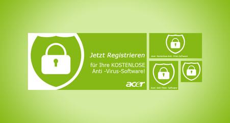 Acer: Windows Tile Design
