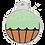 Thumbnail: Dessert Grind Enamel Circele LG/BN