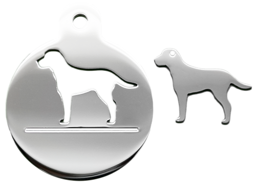 Labrador Set With Necklace