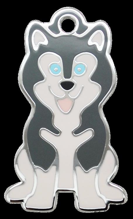 Husky-Grey