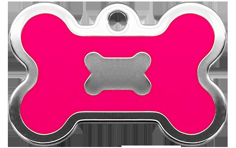 Neon Pink Bone
