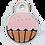 Thumbnail: Dessert Grind Enamel Circele PK/BN