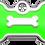Thumbnail: Neon Green Bone