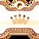 Thumbnail: IP Gold Purple Crown Bone (L)
