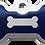 Thumbnail: Blue Bone (S)