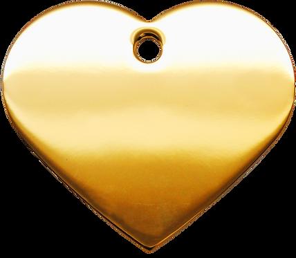 IP Gold Heart