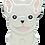 Thumbnail: White French Bulldog