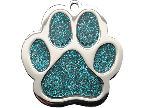 Glitter Paw P.blue
