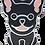 Thumbnail: Black French Bulldog
