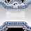 Thumbnail: Blue Bone Bone (L)