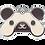 Thumbnail: Pug Grind Enamel Bone
