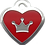 Thumbnail: Crown Heart (S)
