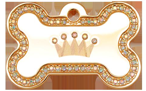 IP Gold AB Crown Bone (L)