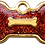 Thumbnail: IP Gold Red Glita Bone