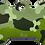 Thumbnail: Camouflage Print Bone GY/GN