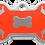 Thumbnail: Crowns on Corners Orange