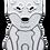 Thumbnail: White Shiba