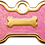 Thumbnail: IP Gold Light Purple Glita Bone